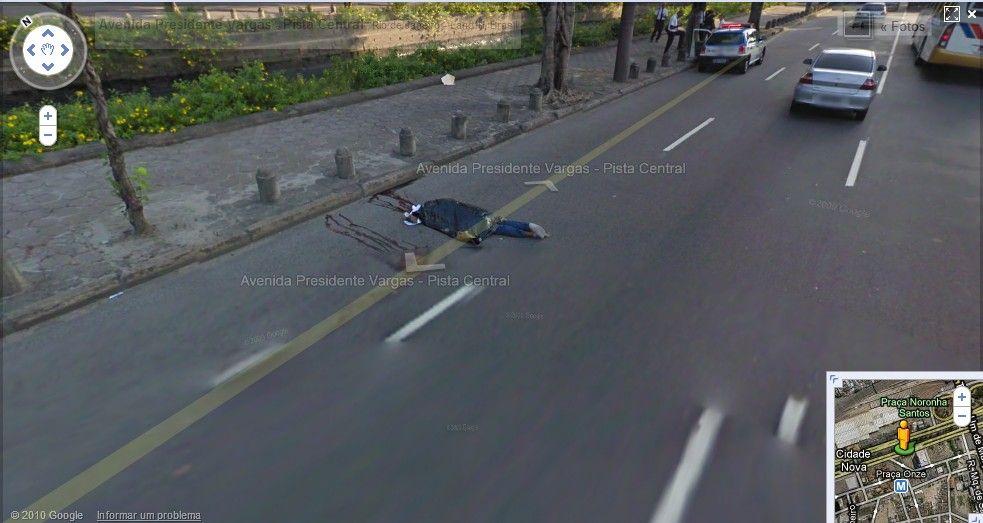 google ストリート ビュー