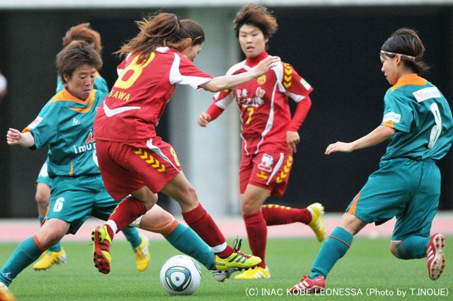 国内最高峰の女子サッカー《プレ...