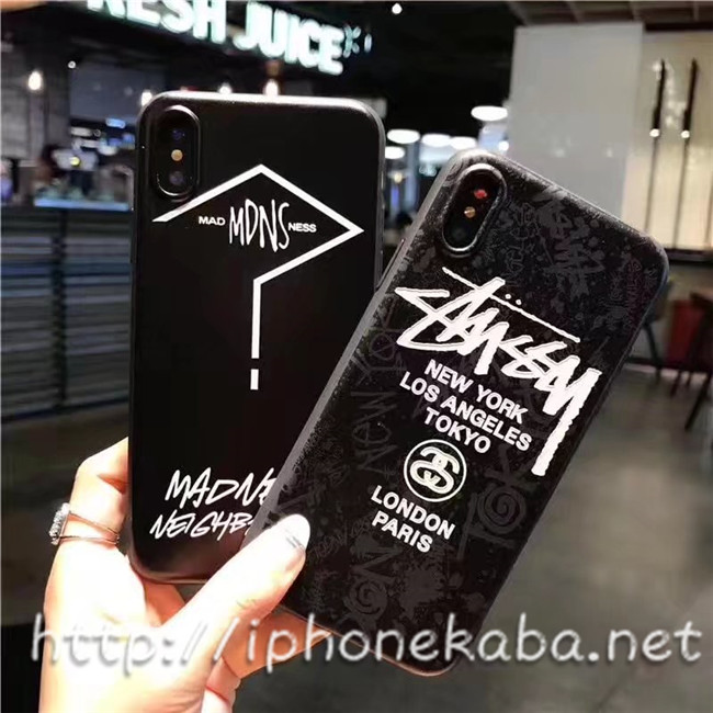 c760c07cbc ステューシー Stussy iphone8 (iphone10)ケース ストリート アメカジ風 男性   ブランドiphone ケース道場    ファッション   まにあ道 - 趣味と遊びを極めるサイト!