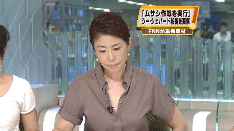 女子アナ パンチラ 好きな女子アナ嫌いな女子アナランキング安藤優子フリー