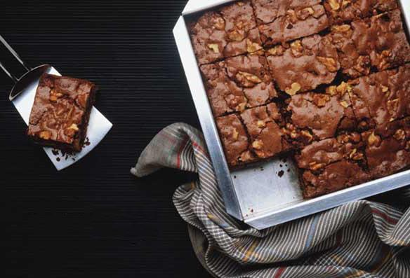 チョコレートブラウニー作り方/レシピ