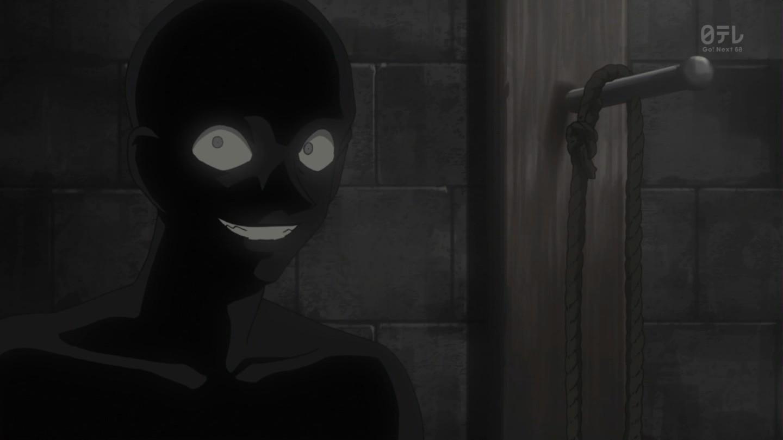 名探偵コナンの犯人(中村洋一郎容疑者のイメージ画像)